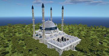 The Selimiye Mosque (Turkish: Selimiye Camii) Minecraft Map & Project