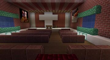Church of the Century Minecraft Map & Project