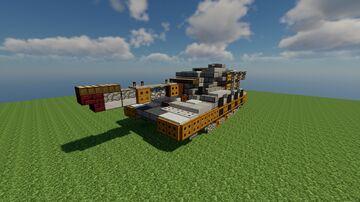 AT-SAI-21 / Anti-tank / Fictional / Schematic 1.12.2 Minecraft Map & Project