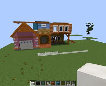 Hello neighbor alpha 1 map new Minecraft Map & Project