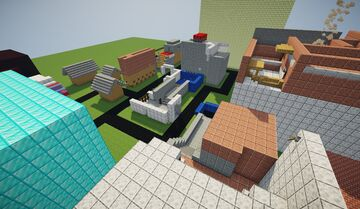 You Are Late for School/Parkour Minecraft Map & Project