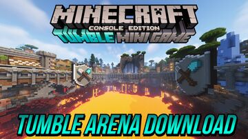 Minecraft (Classic) Tumble Mode Arena DOWNLOAD! - (Bedrock) Minecraft Map & Project