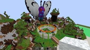 OdysseyGaming Pixelmon Bug Gym - City - Town ( Completed Commission by Magma ) Minecraft Map & Project