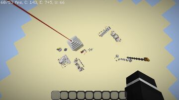 My small testing redstone world Minecraft Map & Project