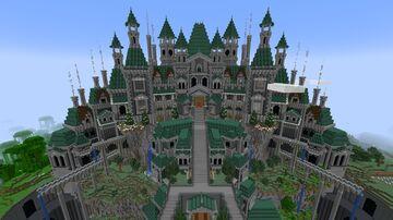 Hermitcraft Season 7 Minecraft Map & Project