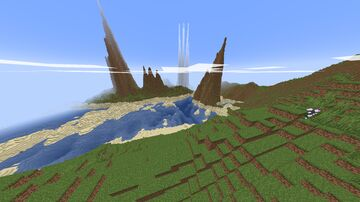 Cool Hills {Free CopyRight} Minecraft Map & Project