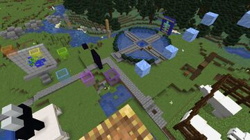 SACMCS server Minecraft Map & Project
