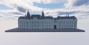 Paz Palace Minecraft Map & Project