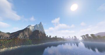 Akino Bay Minecraft Map & Project