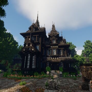 ℒ𝑒𝓂𝑜𝓃𝒶𝒹𝑒 𝒶𝓉 𝒢𝓇𝒶𝓃𝒹𝓂𝑜𝓉𝒽𝑒𝓇'𝓈 Minecraft Map & Project