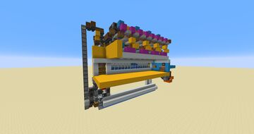 Shulker Categorizer Shop Minecraft Map & Project