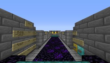 Simple Arena: A Working Arena Minecraft Map & Project