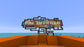 Palindroid Minecraft Map & Project