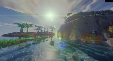 Spawn map - World 1.16 Minecraft Map & Project