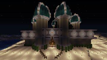 Palace of San Qua Minecraft Map & Project