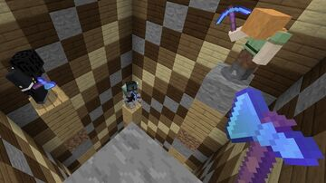 Dig Down Minecraft Map & Project