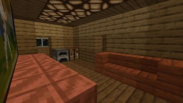 Singleplayer home Minecraft Map & Project