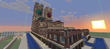 Dawn and Twilight Minecraft Map & Project