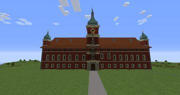 Zamek Królewski w Warszawie Minecraft Map & Project