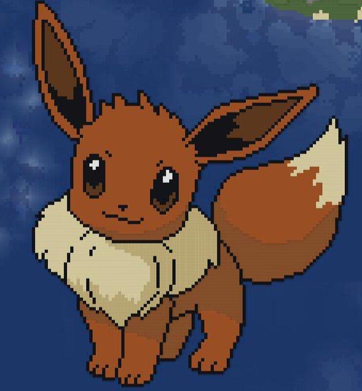 Eevee from pokemon