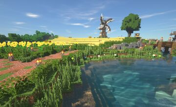 Wildcraft's Patch Haven Community Minecraft Map & Project