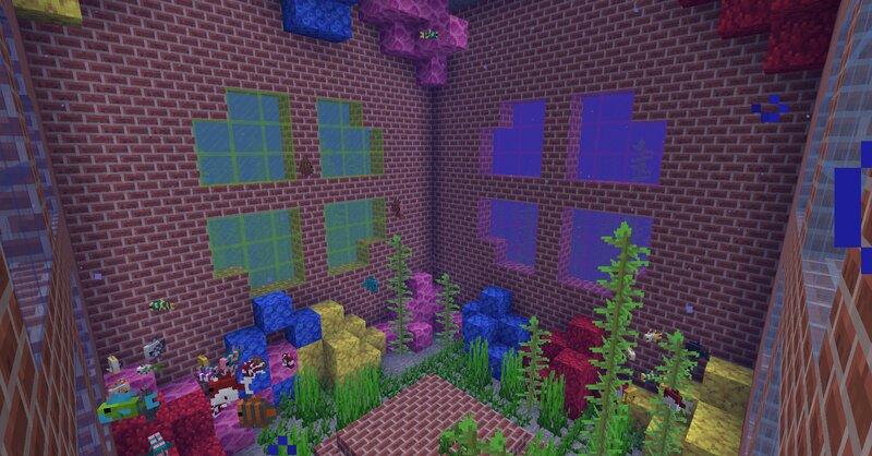 The Secret Aquarium - With a Clever twist