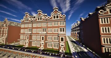 Victorian palace 4 Minecraft Map & Project