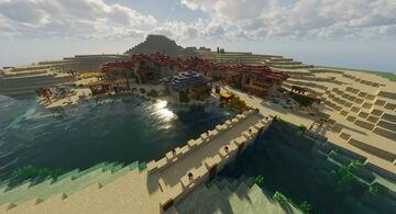 Small Roman village Minecraft Map & Project