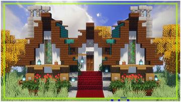 Minecraft Fantasy Cottage Minecraft Map & Project