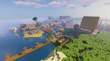 Minecraft Village Minecraft Map & Project