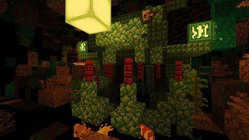 Stat Poker Room - Deep Ocean Themed Build Minecraft Map & Project