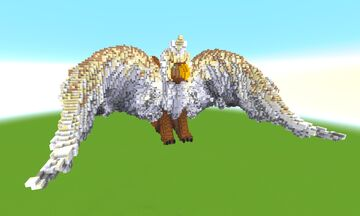 Griffin (like) Minecraft Map & Project
