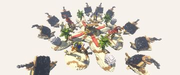 SkyWars SW1 Map Minecraft Map & Project