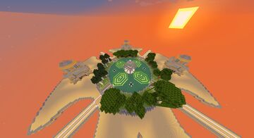 Spawn para Survival/Hub Modificable - $1 Minecraft Map & Project