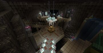 The Bat Caves 1.16.5 Minecraft Map & Project