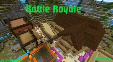 Battle Royale (PLAYABLE/feat.Gunzz) Minecraft Map & Project
