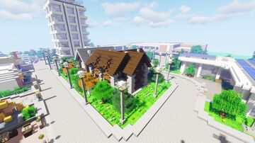 Skylakehs Minecraft Map & Project