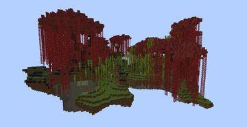 Pandora SurvivalSky (WIP) Minecraft Map & Project