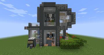 Дом Пятёрки - Фуга ТВ (House 5opka) Minecraft Map & Project