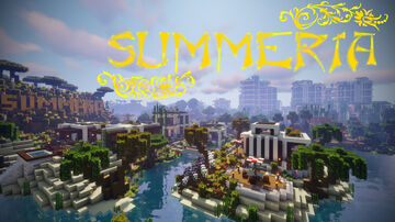 Summeria ( Modern City ) Minecraft Map & Project