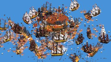 Last Man Standing [Fantasy Pirate Battle] Minecraft Map & Project