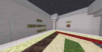 Dimensions Minecraft Map & Project