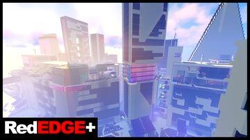 RedEDGE dev-build.1 Minecraft Map & Project