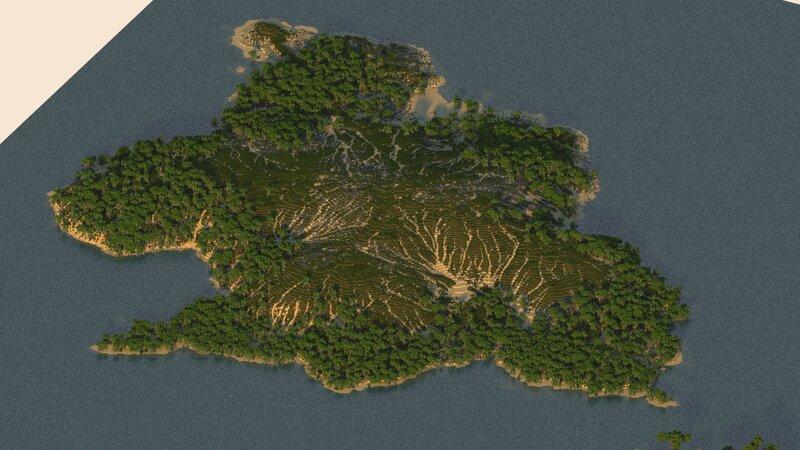 NorthWestern Mangrove Island