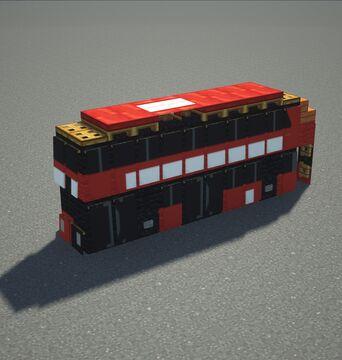 Arriva LT2 London bus - [1:1] Minecraft Map & Project