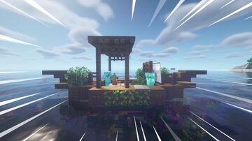 Minecraft Ship Minecraft Map & Project