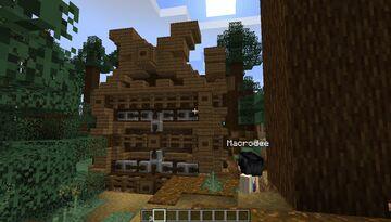 Viking Theme - Bamboo Farm - [World Download] Minecraft Map & Project