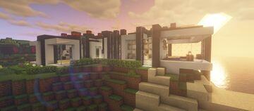 Casa Moderna  #4 Minecraft Map & Project