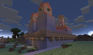 Castellum Tutilum Minecraft Map & Project