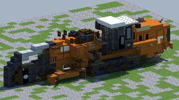 Ditch Witch HT275. Heavy duty trencher [With Download] Minecraft Map & Project